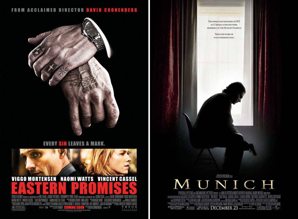 Movie poster reproductions