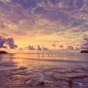 65_iPad_Vintage Coastal Sunrise_by Mutua Matheka
