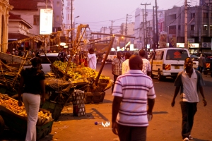 Mombasa Street Night_by Mutua Matheka